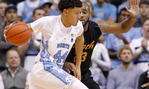 UNC Men's Basketball Looks to Get Back on Track Against Radford