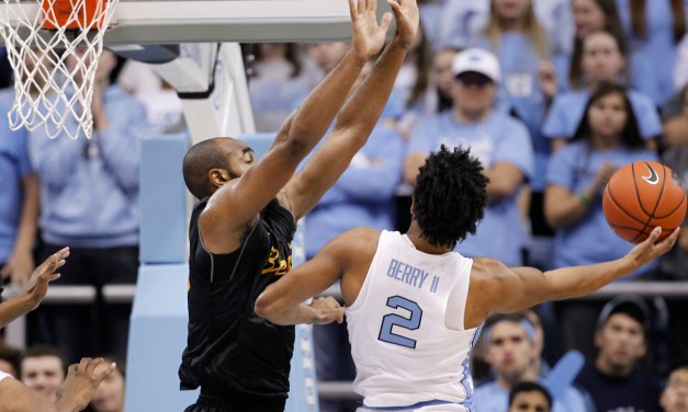 Berry Continues to Star, as No. 5 UNC Throttles Long Beach State 93-67