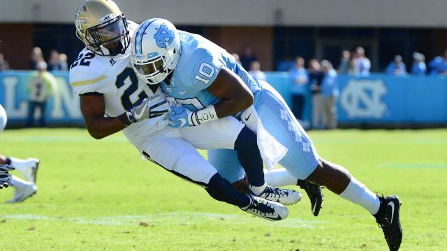 UNC Junior Linebacker Declares for NFL Draft
