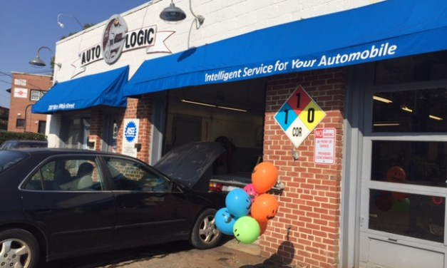 """Auto Logic in Carrboro Kick Off  """"Movember"""" With a Fundraiser"""