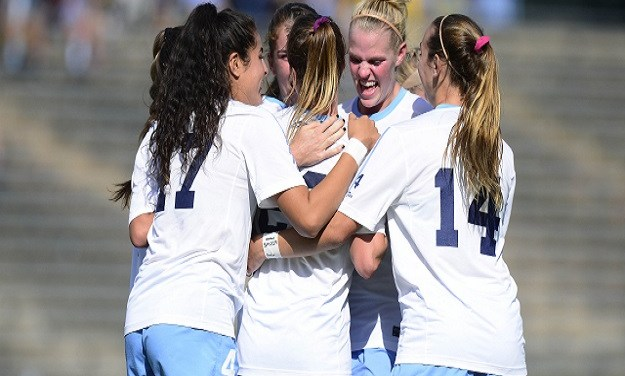 UNC Women's Soccer Upsets Notre Dame, Moves On to First ACC Final Since 2009
