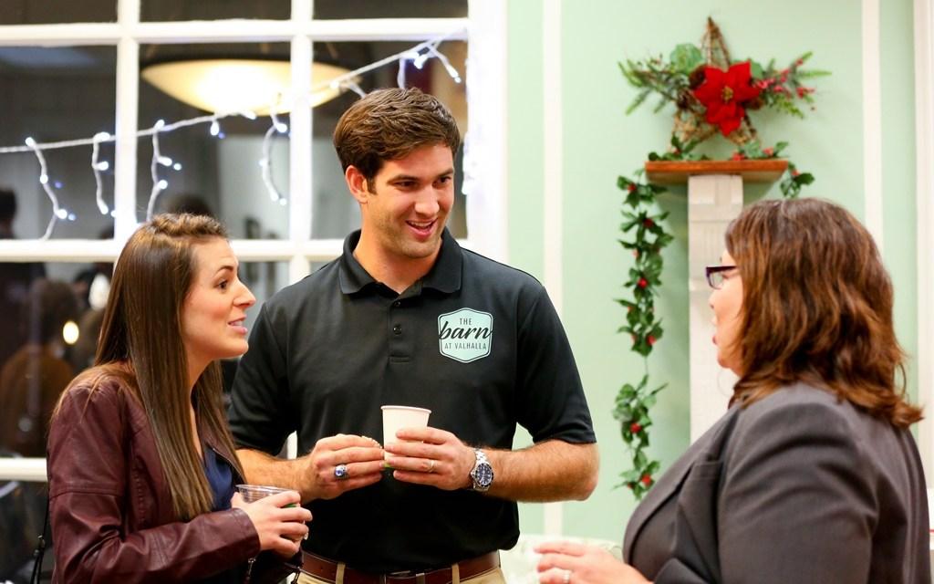 Chapel Hill/Orange County Visitors Bureau Open House