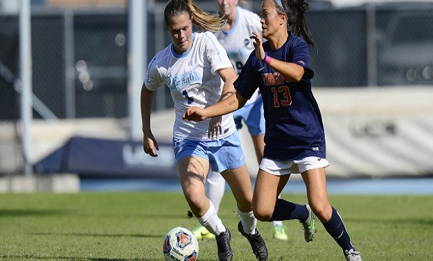 UNC Women's Soccer Explodes For 7-0 Victory Over Syracuse