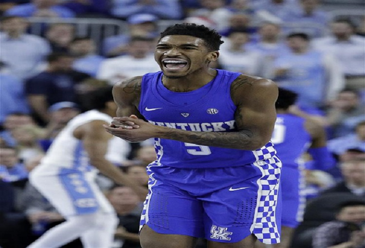 No. 6 Kentucky Outlasts No. 7 UNC in Classic Thriller Behind Monk's 47 Points