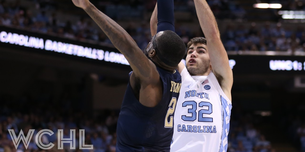 UNC Reveals Official Men's Basketball Roster for 2017-18 Season