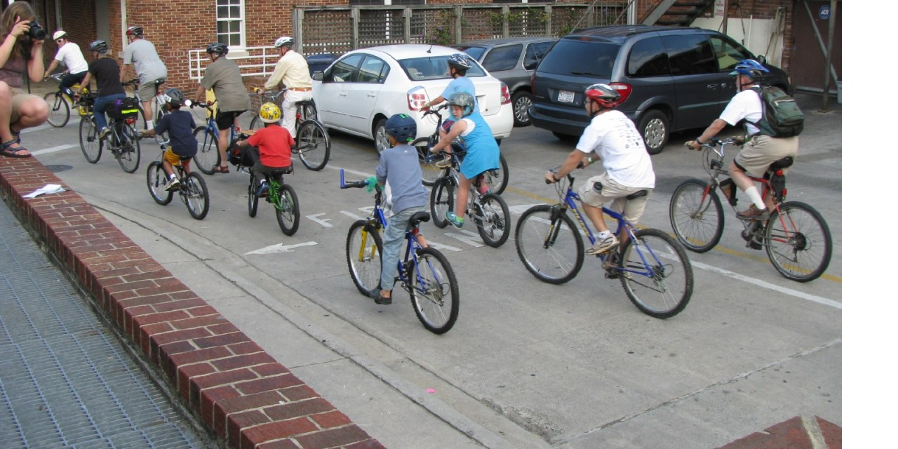 Bicycle Safety Task Force Taking Steps to Educate Community
