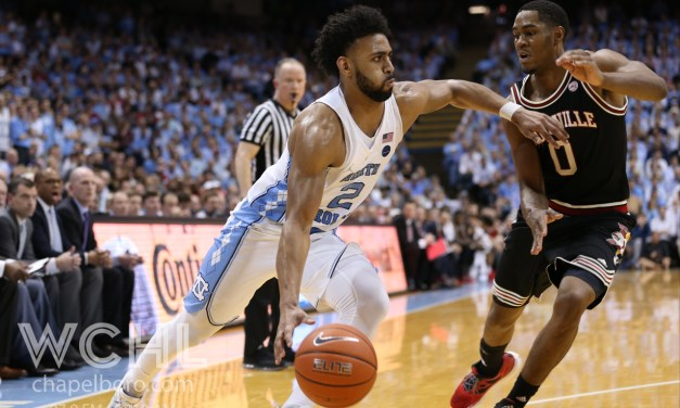 UNC Handles No. 7 Louisville in Top 10 Showdown at the Dean Dome, Now Two Games Clear Atop ACC Standings