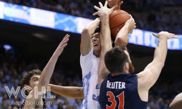 Jackson Leads UNC's 65-41 Domination of No. 14 Virginia