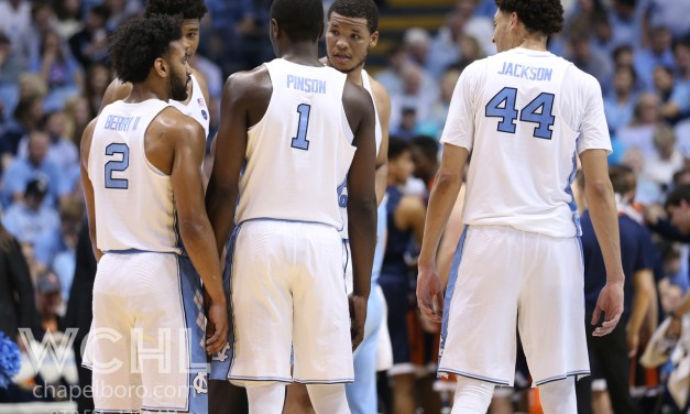 Tar Heels Move Back Up to No. 8 in AP Top 25