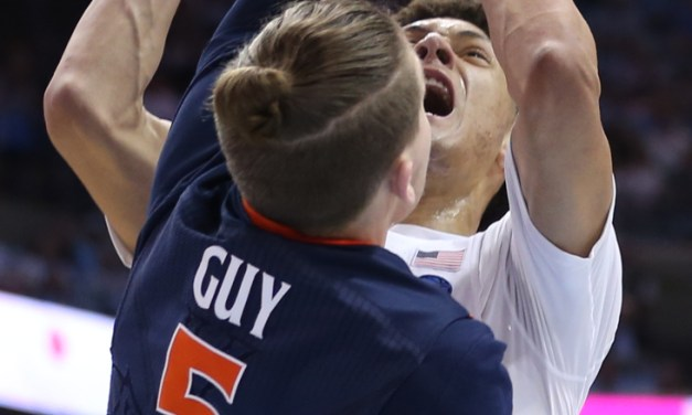Chansky's Notebook: Who Are The 'Hoos?