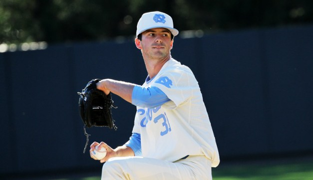 UNC Closer Josh Hiatt Named ACC Pitcher of the Week