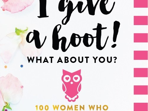 "50K And Counting: ""100 Women Who Give A Hoot"" Raise Money Together"