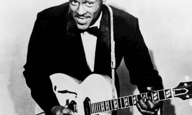 Ron Stutts Shares His 5 Favorite Chuck Berry Songs!