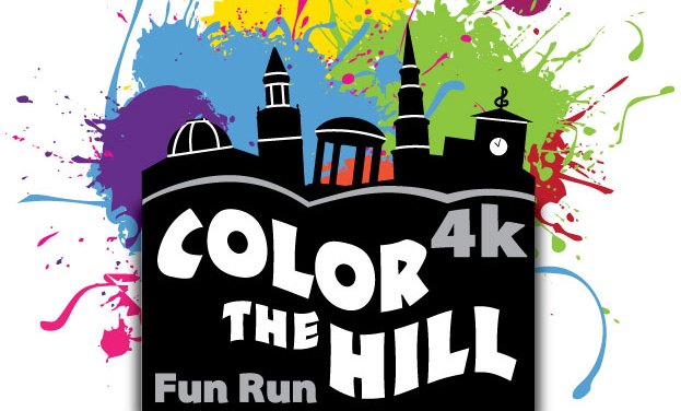 'Color the Hill' 4K to Benefit Local Non-Profits
