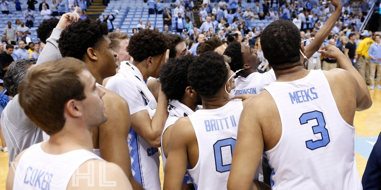 UNC Earns No. 1 Seed in NCAA Tournament South Region