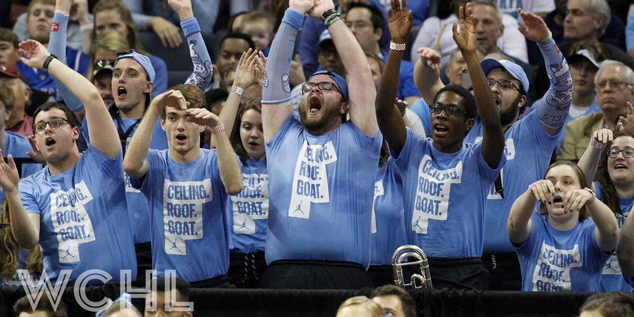 UNC's 2016-17 Men's Basketball Attendance Ranks Fourth in NCAA