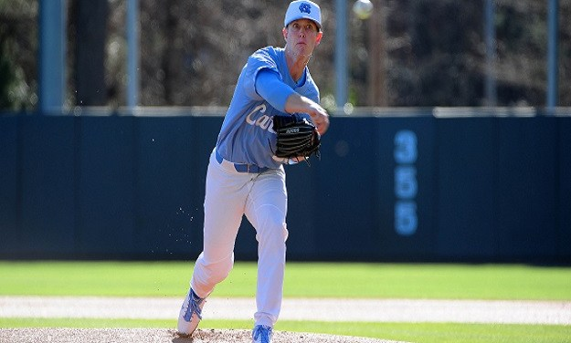 UNC Rides Bukauskas to 3-1 Series Opening Win Over No. 12 Florida State