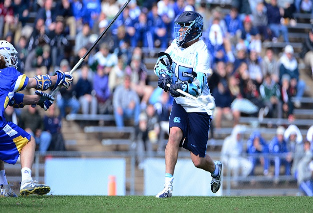 UNC Men's Lacrosse Snaps Two-Game Skid, Blows Out Dartmouth