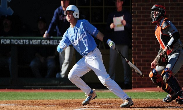 UNC Splits Baseball Doubleheader vs. Virginia, Tar Heels Win Series