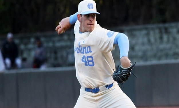 UNC Baseball Earns Road Victory at East Carolina