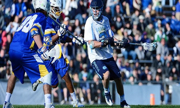 Richmond Delivers UNC Men's Lacrosse Second Loss in Three Days