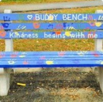 Spotlight on Learning: The Buddy Bench