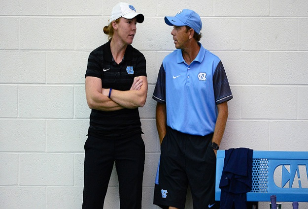 UNC Women's Tennis Head Coach Brian Kalbas Breaks Program's All-Time Wins Record