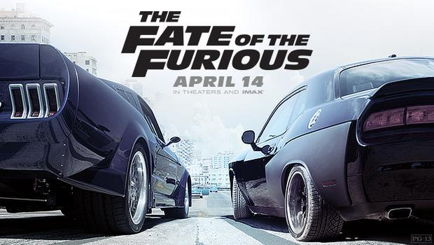"""""""The Fate of the Furious"""" – New Tires, Same Ride"""