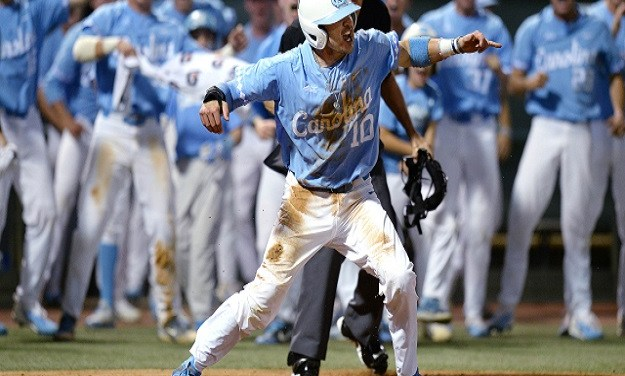 Five-Run Seventh Inning Hands UNC Baseball Series-Opening Win Over No. 3 Clemson