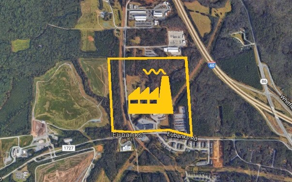 Chapel Hill Officials Designate Land for Industrial Use