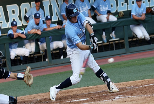Duke Pulls Off Series-Opening Upset Over No. 3 UNC Baseball