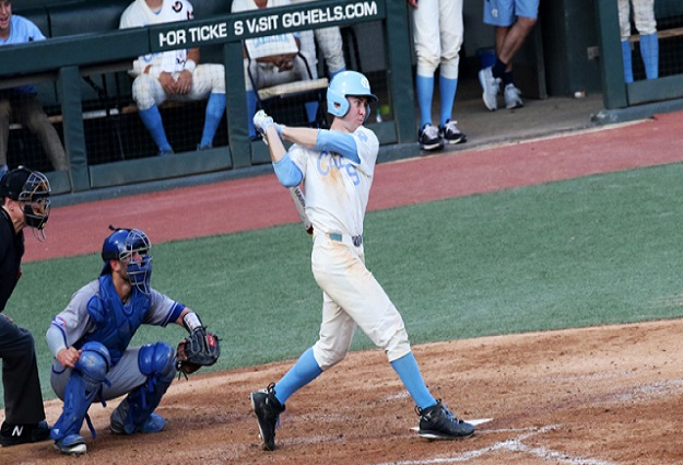 UNC Baseball Topples UNC-Wilmington