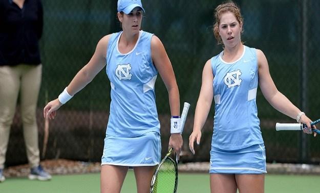 UNC Women's Tennis Sweeps Past Duke, Into NCAA Quarterfinals