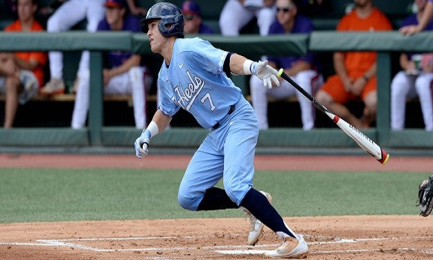 UNC Stays at No. 3 in D1Baseball Top 25