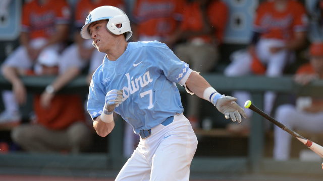 UNC Stages Another Frantic Rally, Picks Up 10th-Inning Walk-Off Win Over Davidson