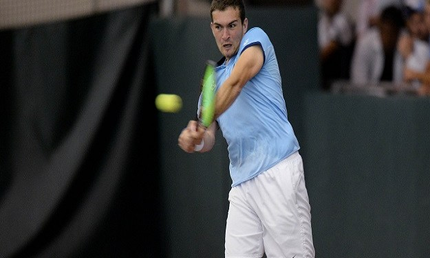 NCAA Men's Tennis Singles Tournament: William Blumberg Punches Ticket to Quarterfinals