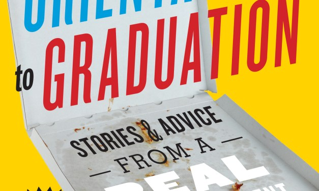Orientation to Graduation: Austin Helms Book Signing Today