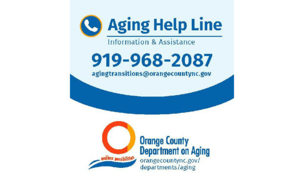 The Caring Corner: Where Do I Turn? The Orange County Department on Aging is A Safe Bet