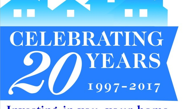 Corporate Investors Mortgage Group – Celebrating 20 Years!