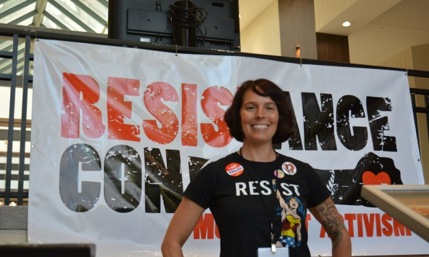 Resistance Con – Inspiration & Solidarity
