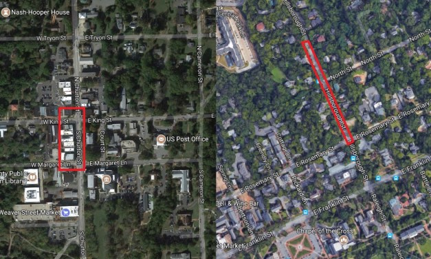Construction Projects Affect Traffic and Water Service in Chapel Hill and Hillsborough