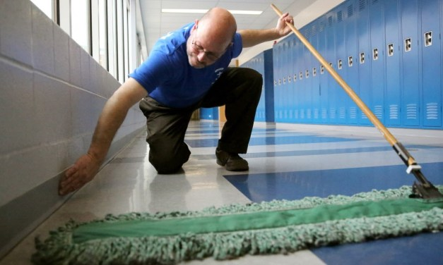 Custodial Contractors Considered for Chapel Hill-Carrboro City Schools