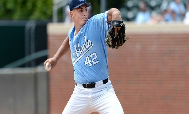 Dalatri Pitches UNC to Win Over Michigan, Tar Heels Still Standing in NCAA Baseball Tournament