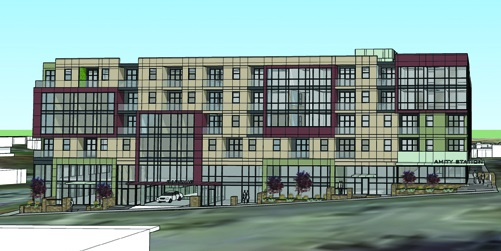 Chapel Hill Officials Vote on Approval Process for Amity Station Development