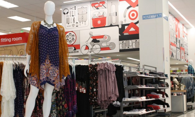 Target Store Opens for Business in Chapel Hill