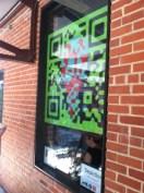 Parasol B bar code painting