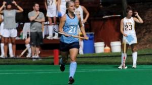 Sophomore Casey Di Nardo (Courtesy of GoHeels.com)