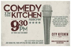 comedy kitchen