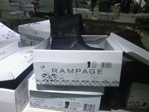 Rampage 1
