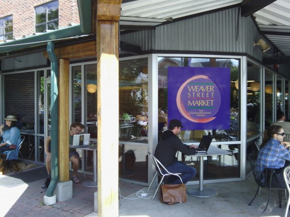 Pasta blog Weaver Street Market